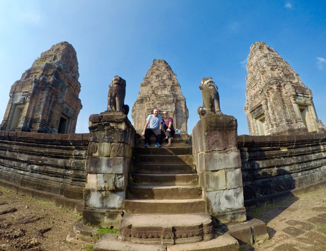 East Mebon itinerary