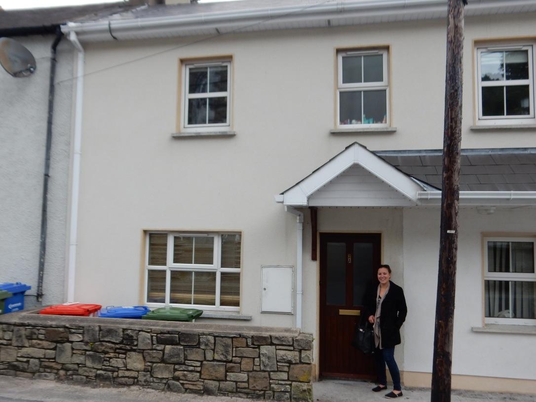 irish townhouse