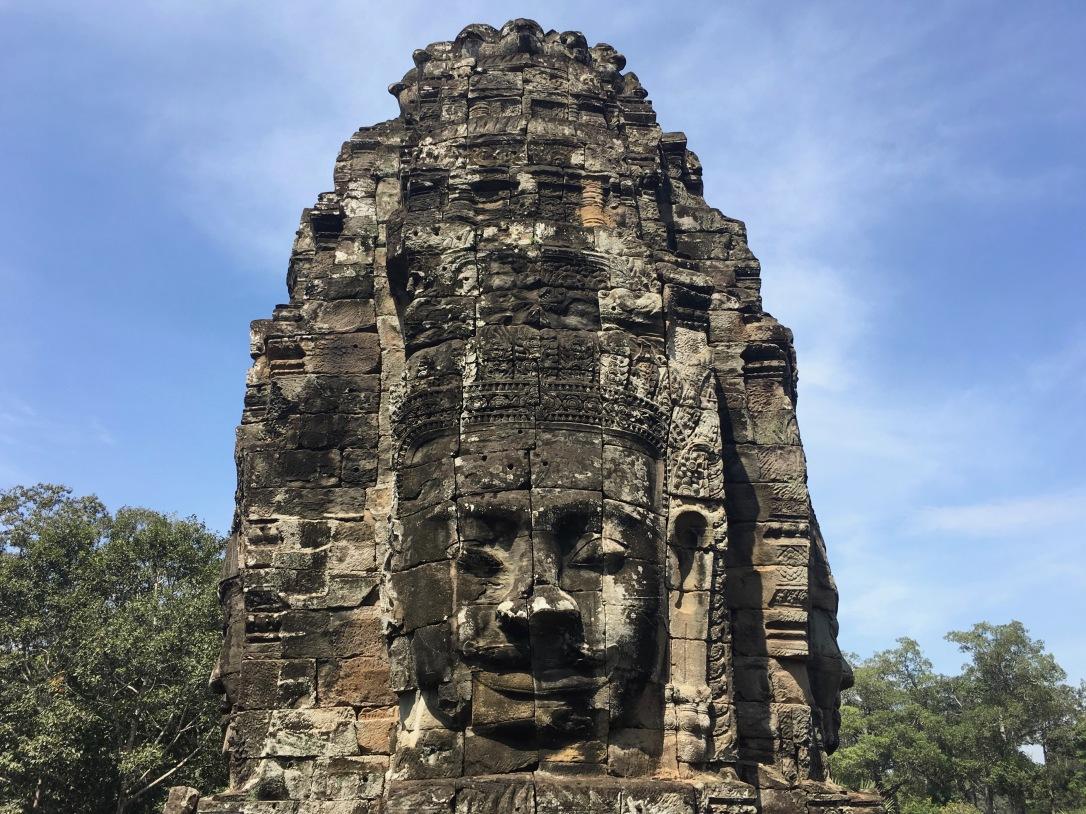 bayon temple itinerary